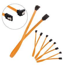 5Pcs Serial SATA ATA RAID DATA HDD Hard Drive Signal Cable Straight-Right Angle