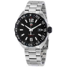 Tag Heuer Formula 1 Black Dial Men's Watch WAZ1110.BA0875