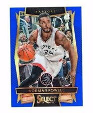 Norman Powell 2016-17 Panini Select, Blue Prizm, 116/299 !!