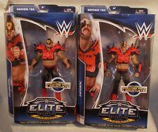 WWE Mattel Elite Series 30 Flashback Hawk & Animal Legion Of Doom LOD Set MISB