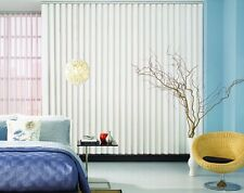 CUSTOM MADE VERTICAL BLINDS - CHOOSE YOUR COLOUR/SIZE/QTY