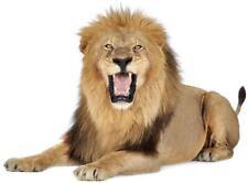 Sticker decal wall fridge children room animal decorate lion wild king jungle