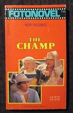 1979 THE CHAMP Fotonovel Paperback GD+ 2.5 MGM Movie Tie-In 1st Printing