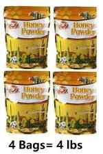 Cactus Gold Honey Powder 4 bag (4lb) 64 oz Made in USA Exp: Jun 2019
