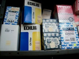 FUEL FILTERS, MOST VEHICLES $25.00 EACH