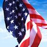3x5 American Flag Usa Stars  printing dyeing Stripes Grommets Nylon Material