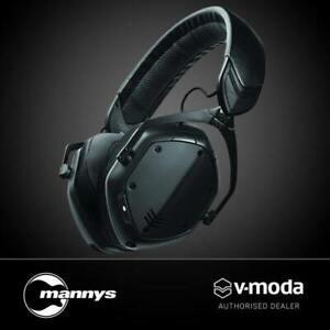 V-Moda Crossfade Wireless 2 Headphones - Codex Edition (Matte Black)