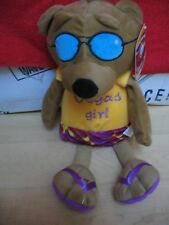 """Vegas Girl"" Stuffed Dog from Circus Circus- Las Vegas-VGUC"
