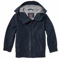 The Children's Place Boys Uniform Windbreaker Jacket - Size 4T