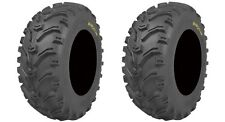 Kenda Bear Claw Tire Size 25x10-12 Set of 2 Tires ATV UTV