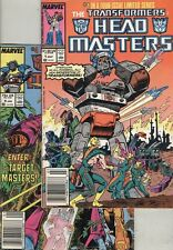 Transformers Head Masters #1 and #4