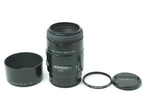 [Exc Minolta AF Macro 100mm F/2.8 AF Lens for Sony A mount from JAPAN G13