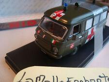 Fiat 238 Ambulanza SMOM Sovrano Militare Ordine di Malta Rio 1 43 Rio4443 MMC