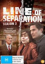 Line of Separation - Season 2 NEW PAL Cult 2-DVD Set Johanna Bittenbinder