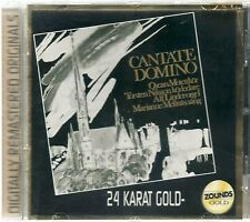 Motettkör, Oscar Torsten Nilsson, tra l'altro Cantate Domino Zounds 24 CARATI ORO CD