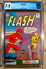 THE FLASH #139 CGC 7.5 1st appearance of Reverse Flash (Prof. Zoom)