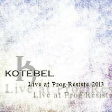 KOTEBEL -  Live at Prog-Résiste 2 cd  + SEALED 2016 DIGIPACK PROG AWARD WINNING
