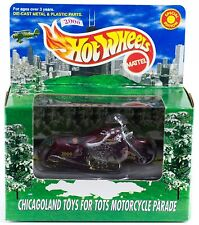 Hot Wheels Promo Chicagoland Toys For Tots Scorchin' Scooter New In Box 2000