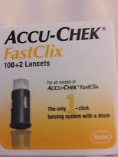 Accu-Chek Fast click  102+2 Lancets.