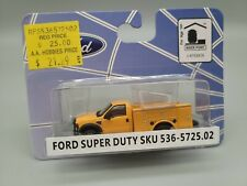 HO RIVER POINT STATION Yellow Ford Super Duty SKU 536-5725.02