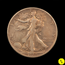 1920-S Walking Liberty Half Dollar, VF Details, Cleaned, Semi-key Date Walker