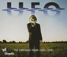 "UFO ""THE CHRYSALIS YEARS VOL.1"" 5 CD NEW+"