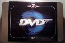 AGENTE SPECIALE 007 JAMES BOND - MONSTERBOX 19 DVD EDIZIONE SPECIALE OOP