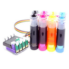 Compatible Ink Supply System for Epson Workforce 545 630 633 645 7520 CISS CIS