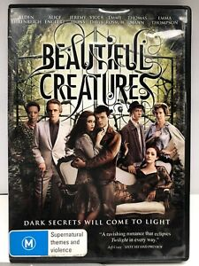 Beautiful Creatures - DVD - AusPost with Tracking
