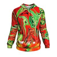 Ibanez Jem Y2K DNA Collectors Swirl Hoodie - Limited Edition - NEW