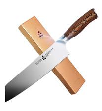 """Tuo Cutlery Fiery Phoenix 8.5"""" Kiritsuke Knife"""