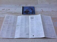 MADONNA JUSTIFY MY LOVE RESCUE ME EXPRESS YOURSELF JAPANESE 10 TRACKS CD+LYRICS