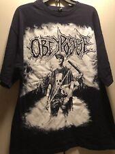 OBEY Posse Dark Blue T-shirt Size Xl