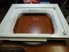 Model #41799170120 KENMORE Laundry Center DRYER PANEL LESS DOOR (FREE SHIPPING)