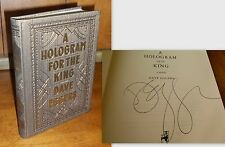 Signed 1st/1st Edition ~ A Hologram for the King by Dave Eggers (2012)