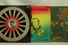lot lp records Hovie Lister & The Statesmen Quartet Gospel gems Slim Whitman