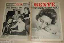GENTE 1961/49=ENZA SAMPO=OTTAVIO GEMMA=AULLA=GIOVANNI BUITONI=ALFA GIUBELLI=