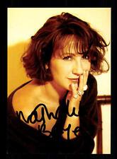 Nathalie Baye AUTOGRAFO MAPPA ORIGINALE FIRMATO # BC 94404