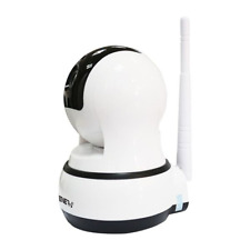 ENER-J IPC1002 INDOOR WIFI CAMERA WITH 2 WAY AUDIO, PTZ AND MOTION SENSOR ALARM