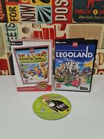 Lego PC games Bundle | Lego Loco | Lego Island 2 | Legoland PC Job Lot Bundle