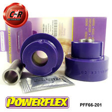SAAB 9-5 98-10 YS3E Powerflex FORCELLA ANT post. POLI Spazzole pff66-201
