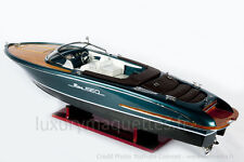 MAQUETTE MODEL Riva ISEO 65 CM - Wooden Model Boat High quality