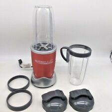 NUTRI Bullet 900 watt NB-201 900 Blender (Red)