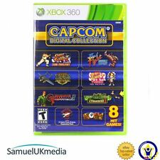 CAPCOM DIGITALE COLLECTION (XBOX 360) ** in un caso Nuovo Di Zecca **