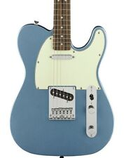 Fender Squier Limited Edition Bullet Telecaster Electric Guitar Lake Placid Blue