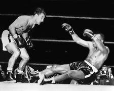 1953 Heavyweight Fight ROCKY MARCIANO vs JOE WALCOTT Glossy 8x10 Photo Poster