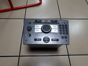 opel vauxhall vectra signum BLAUPUNKT radio cd player 497316088 / 453116246