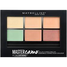 Maybelline MASTER CAMO Color Correcting Kit 100 Light - Sealed