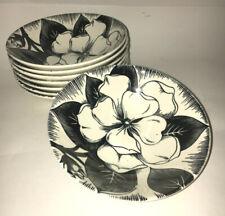 Dura-Print Malay Gardenia 8 Berry Fruit Sauce Dessert Bowls