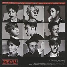 Devil - Super Junior (2015, CD NUOVO)